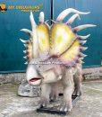 Animatronic Styracosaurus 2