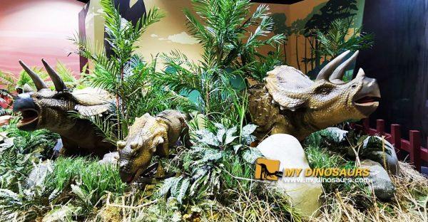 dinosaur theme restaurent