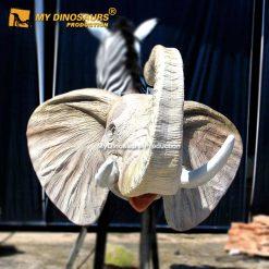 Animatronic Elephant Head 1
