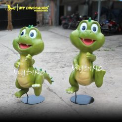 Cartoon Baby Dinosaurs 3