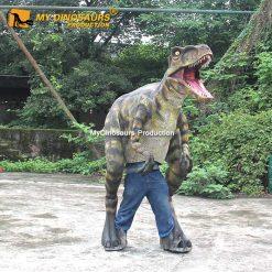 realistic dinosaur costume 2
