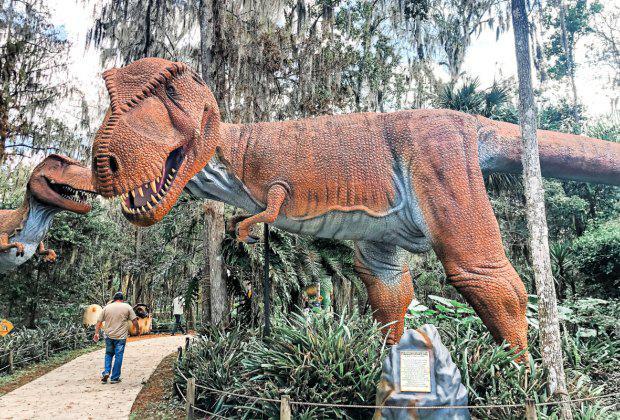 Dinosaur World Plant City