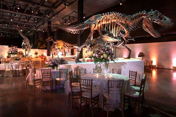 Dinosaur wedding ideas 1