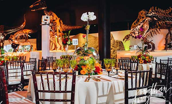 Dinosaur wedding ideas 2