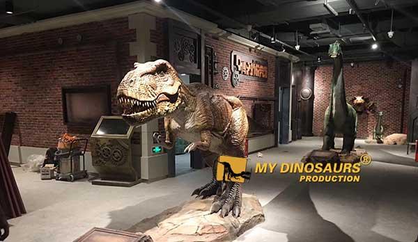 Dinosaur-themed Restaurant