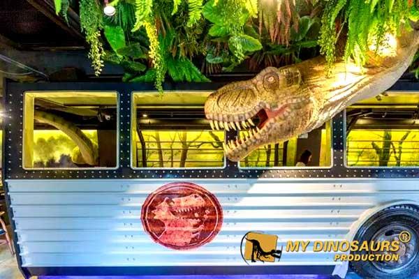 Dinosaur-themed Restaurant 1