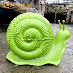 big snail sculpture 1