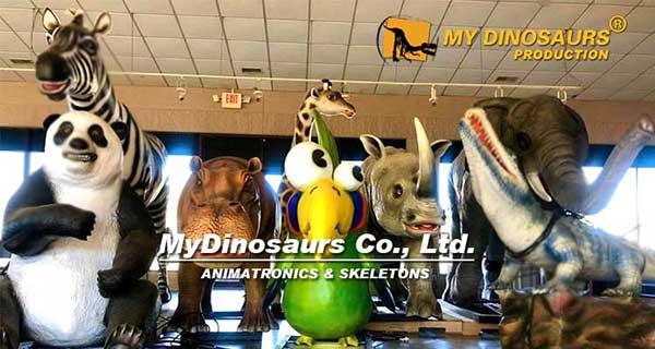 animatronic animals