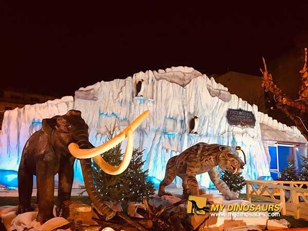 Prehistoric Beasts Travelling Museum Exhibit 1