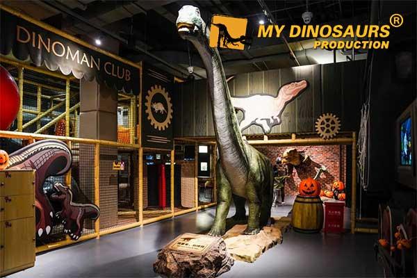 Project Showcase Dinosaur Club 1