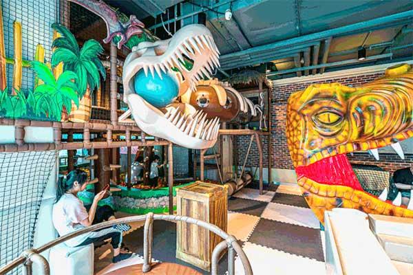 Project Showcase Dinosaur Club 2