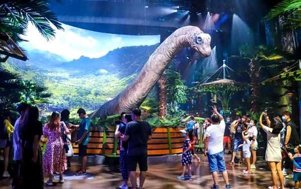 Jurassic Park Film Props Exhibition 13