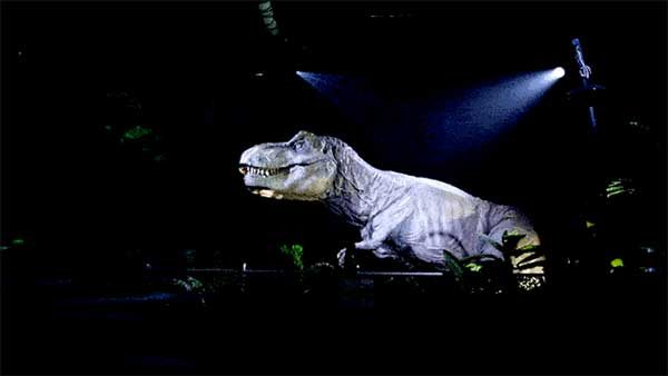 Jurassic Park Film Props Exhibition 6