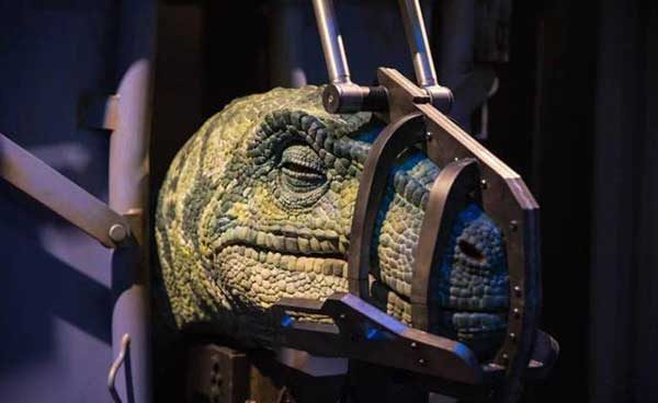 Jurassic Park Film Props Exhibition 8