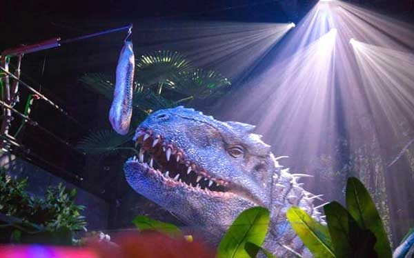 Jurassic Park Film Props Exhibition 9