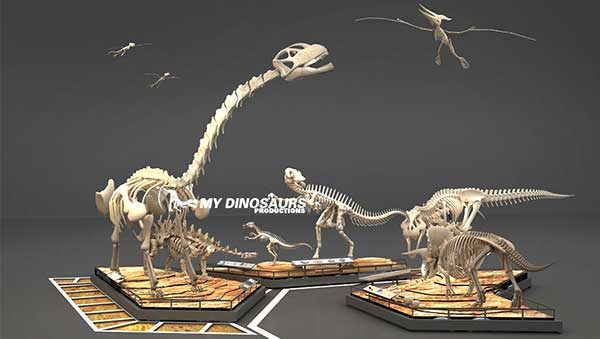 How to Make Your Dinosaur Exhibition Exclusive 1