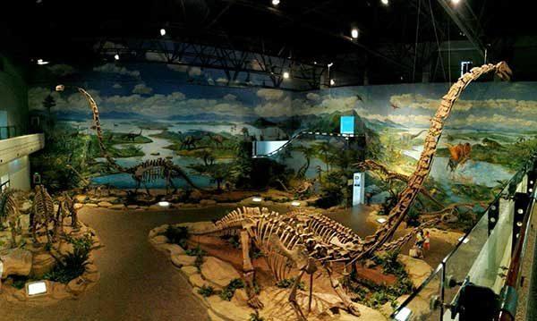 Zigong's Animatronic Dinosaurs is Popular Around the World